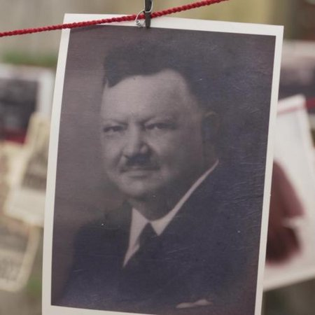DISCOVERING OTTO: THE CONSUL WHO FACED HITLER